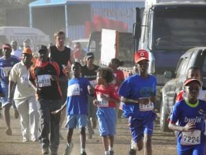 Run Mwene run....